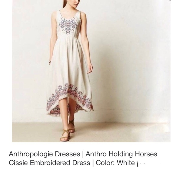 Anthropologie Dresses & Skirts - SOLID >    anthro  by Holding Horses dress